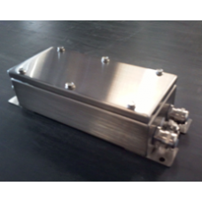 10ZUB450 Stainless Steel Junction Box