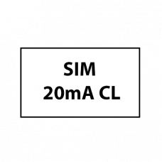 SIM 20mA CL, Serial Interface